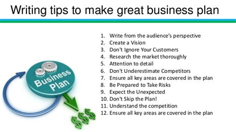 how to build a business plan template how to create a business plan