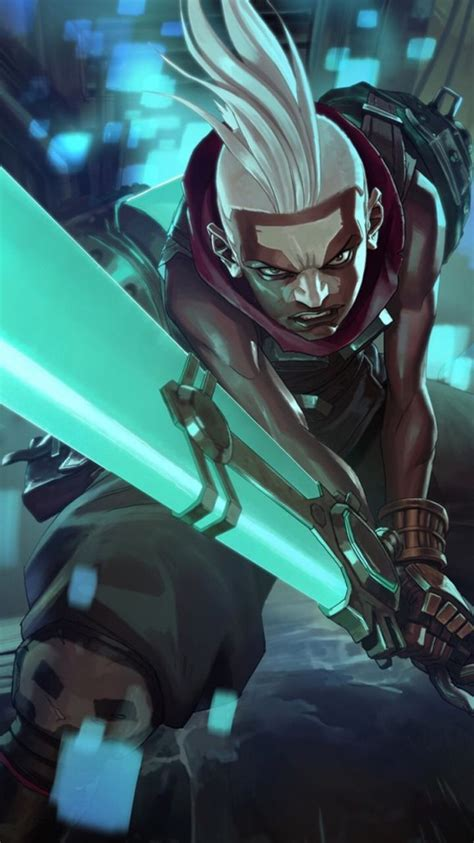 ekko league  legends fan art league  legends fan art