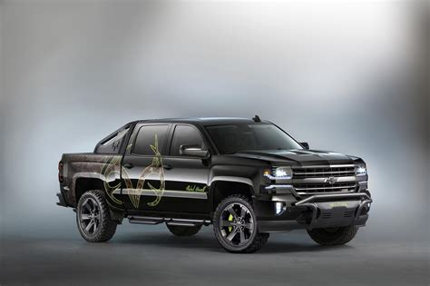 chevy truck car 2015 chevrolet silverado realtree bone collector