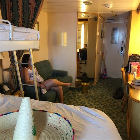 liberty of the seas cabin reviews balcony cabin 8266 on liberty of the seas category e1