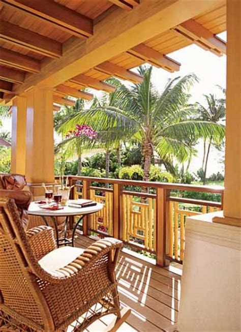 hawaiian decor aloha style tropical home decorating ideas