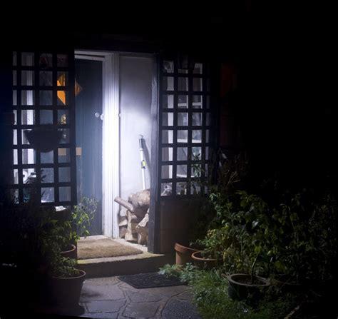 Porch Lights by Solar Powered Motion Detector Pir Porch Light Envirogadget