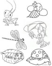 insect templates firefly template odds n ends fireflies