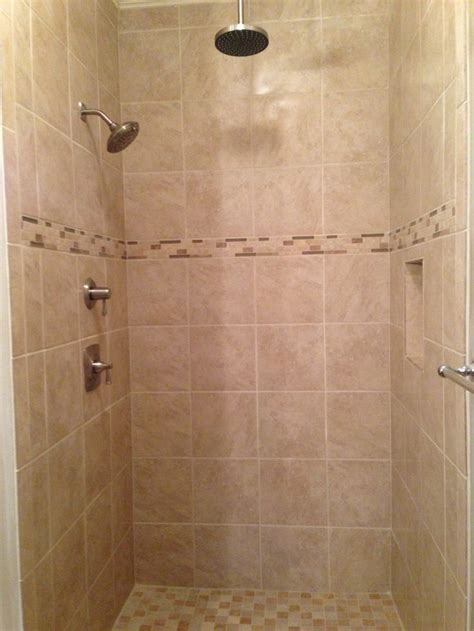 Tiles For Bathroom Showers Pin By Lindsay Leisner On Master Bath Redo