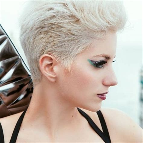 summer spike hair style 25 fabulous short spikey hairstyles for women and girls