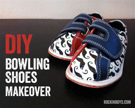 diy bowling shoes diy bowling shoes makeover rockin boys club