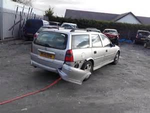 Vauxhall Oldham Parts 2000 Vauxhall Vectra 1995 To 2000 Gls 5 Door Estate