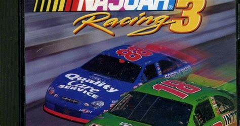 Nascar Racing 04 nascar racing 3 pc free ferozaa