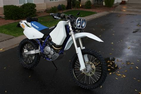 Suzuki Dr350 Plastics Distech S Dr350 Rebuild Adventure Rider