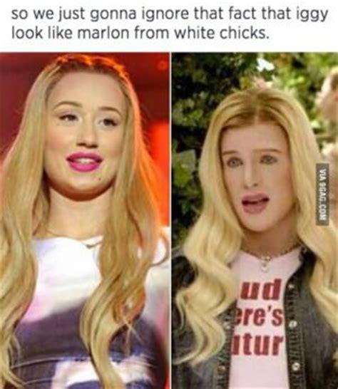 White Chicks Meme - pics for gt white chicks iggy azalea meme