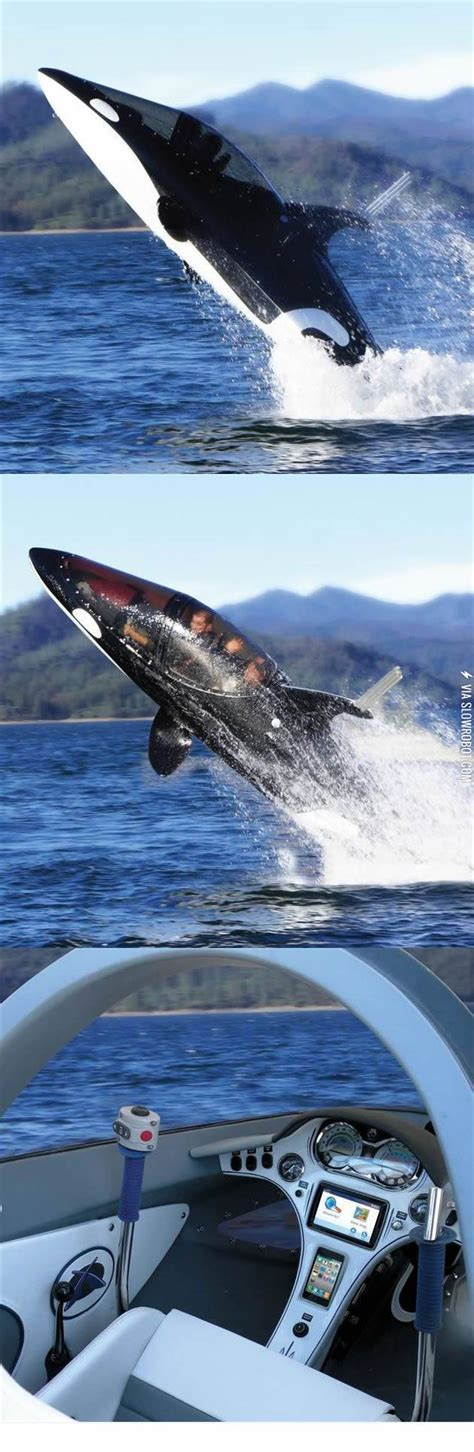robot killer whale the killer whale personal submarine