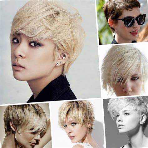 20 trendy fall hairstyles for short hair 2017 women short short hair trends fall 2017 hairstyles for short hair for