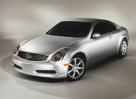 2003 2007 Infiniti G35 Coupe Reviews   ProductReview.com.au