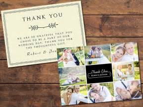 collage thank you card photographypla net