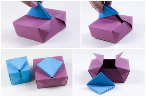 How To Make Paper Lock - paperized crafts