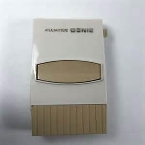 alliance garage door opener sears craftsman 139 53779 hbw0709 k1026 garage door