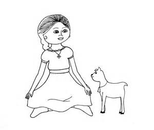american doll coloring pages free coloring pages of american kaya