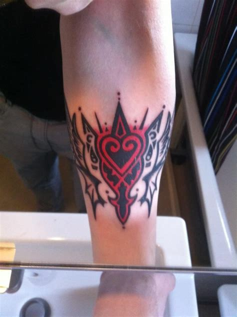 kingdom hearts tattoo kingdom hearts tattoos