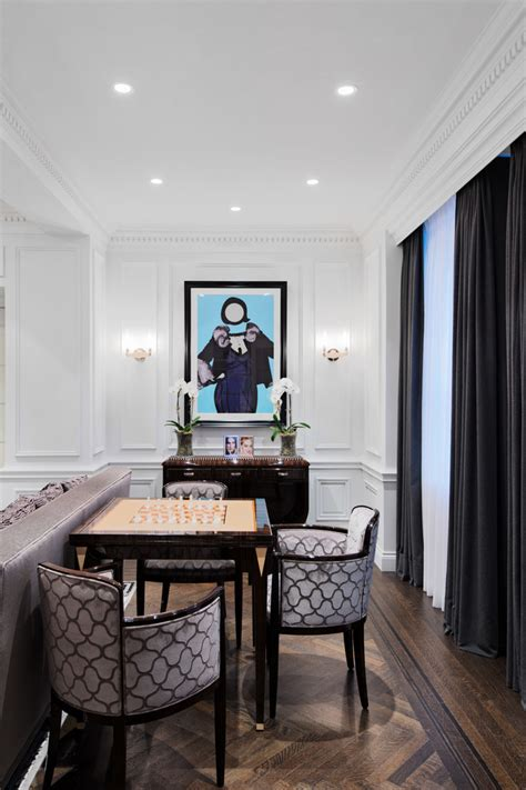 Modern Game Room modern games room basement contemporary with recessed