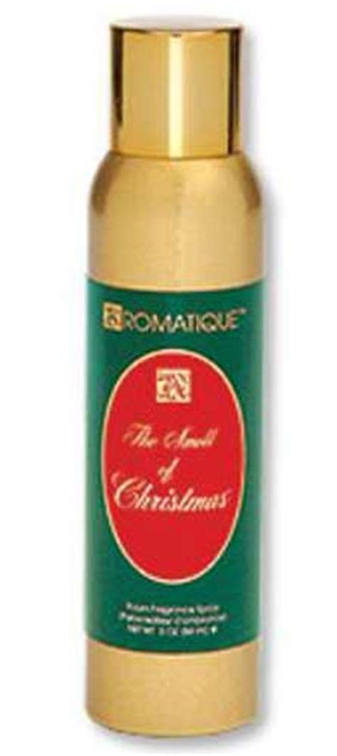 the smell of christmas aromatique aerosol room spray 3 oz