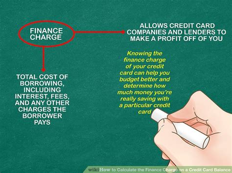 Letter Of Credit Charges Calculation how to calculate the finance charge on a credit card balance