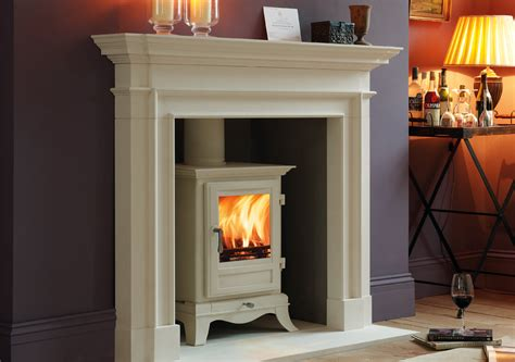 The Beaumont 6kw Multi Fuel Stove The Fireplace Co Fuel Burning Fireplaces