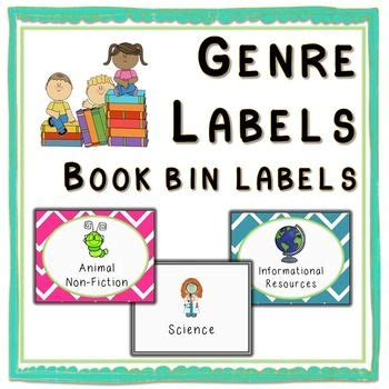 printable genre labels best 25 genre labels ideas on pinterest classroom