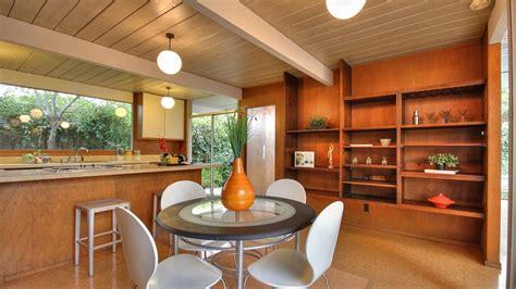 Modern Walnut Cabinets eichler real estate eichler home tracts eichler living