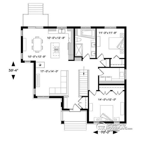 house plans with large laundry room house plan w3133 v6 detail from drummondhouseplans com