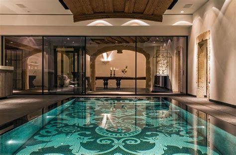 Swimming Pool Movable Floor hydrofloors energy efficient radiant floor sinks to reveal gorgeous indoor heated pool below