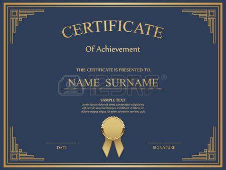 high resolution certificate template blue high resolution template certificate