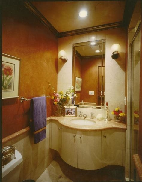 houzz small bathroom ideas small bathroom in manhattan contemporary bathroom