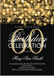 60th Birthday Invitation Templates Free by 60th Birthday Invitation Templates 19 Free Psd Vector