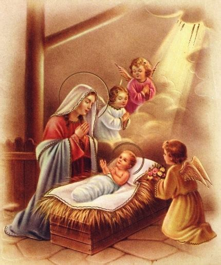 christmas with jesus this year 75 best baby jesus vintage cards images on religious pictures