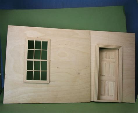 dolls house windows and doors fit windows and doors in a roombox doll house miniatures 19 pinte