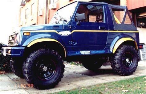 Suzuki Sj Parts Suzuki Sj 413 Technical Details History Photos On Better