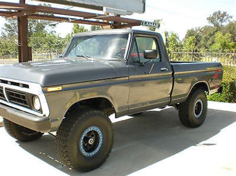 1976 ford truck for sale 1976 ford f100 for sale 30 used cars from 1 810