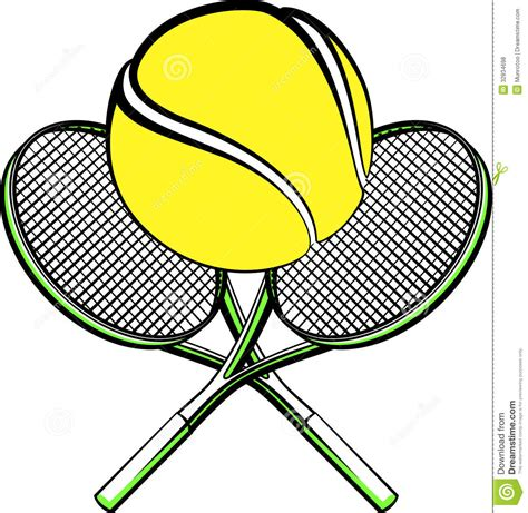 tennis clipart tennis and racket clip clipart panda free