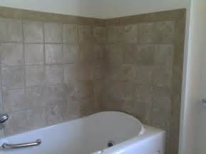 tile shower walls with bullnose border grimm s home