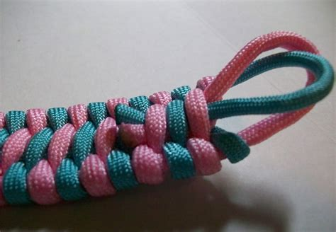 Different Types Of Bracelet Knots - paracord knots best six types of knotes with explanations