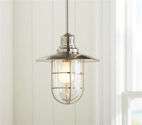 Fisherman Pendant Light Fisherman Pendant Traditional Pendant Lighting By Pottery Barn