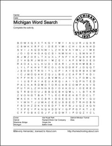 1000 images about michigan homeschooling sheets on