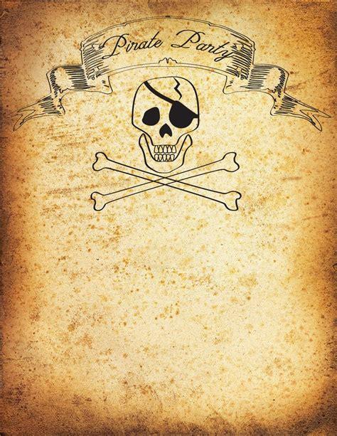 Free Pirate Party Invitation Printable Tutorial Jaxson S 3rd Birthday Ideas Ahoy Matey Pirate Birthday Invitation Template