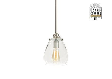 edison pendant light fixture pendant light fixture edison bulb brushed nickel