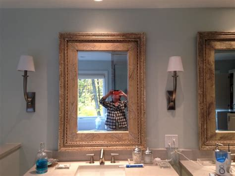 Placement Of Wall Sconces In Bathroom Bathroom Wall Sconce Placement