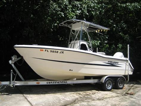 hydra sport boats quality 20 6 quot hydra sports 2000 vector 17500 the hull truth