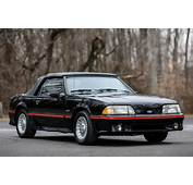 EBay Find '88 Mustang GT Droptop With 3831 Miles  StangTV