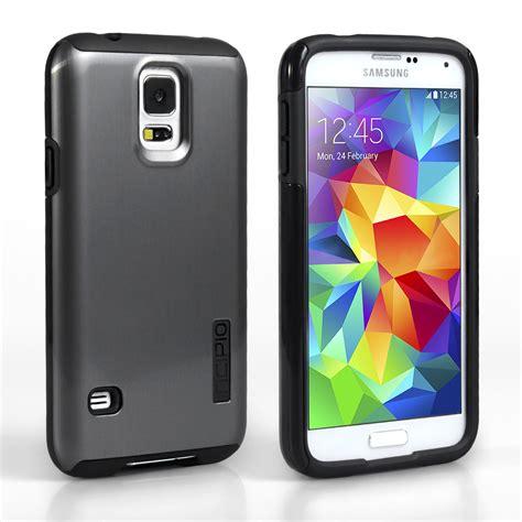 Garskin Samsung Galaxy S5 Shine incipio dualpro for samsung galaxy s5 silver mobile