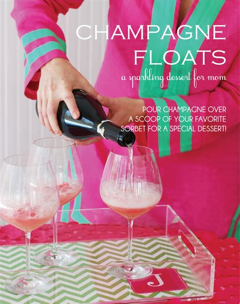 Come With Me Bachelorette Drinks by Bachelorette Signature Drink The Chage Float