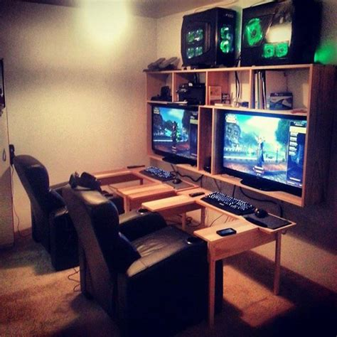 gaming setups 12 of the greatest gaming setups ever dorkly post